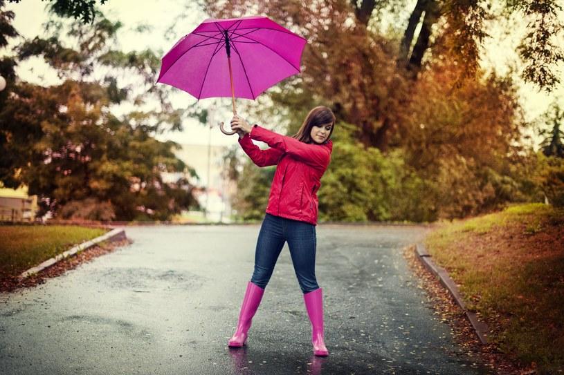 Czekają nas deszczowe dni /123RF/PICSEL