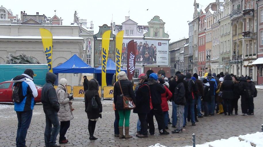 Czekamy na Was na Starym Rynku w Poznaniu /Jacek Skóra /RMF FM