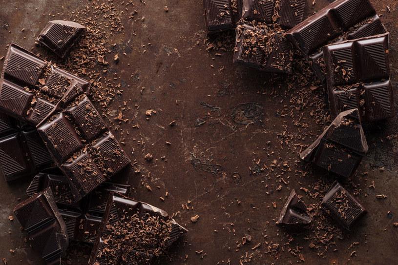 Czekolada jest głównym składnikiem puddingu /123RF/PICSEL