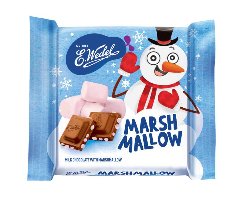 Czekolada Marshmallow /materiały prasowe