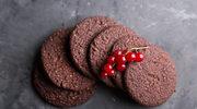 Czekoladowe ciasteczka bez mąki
