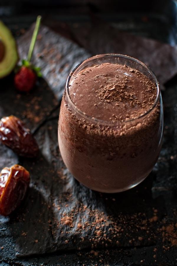 czekoladowe smoothie /© Photogenica