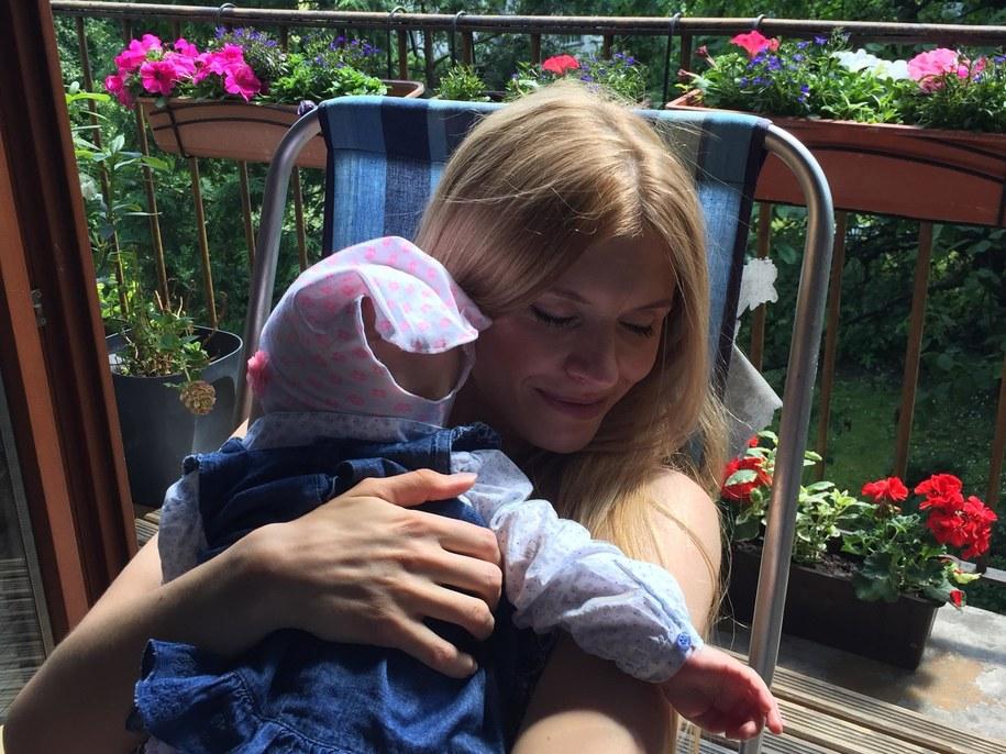 Czerwcowy relaks. Mia z mamą /Ciekawa Mama /RMF24