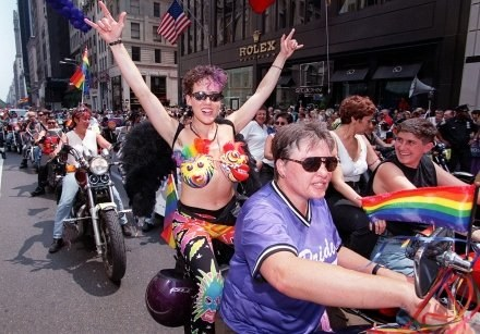 Czerwiec 1969 roku okazał się dla homoseksualistów przełomowy /AFP