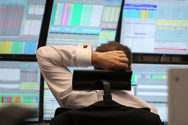 Czerwiec był bolesnym miesiącem dla osób, które zainwestowały w fundusze polskich obligacji /AFP