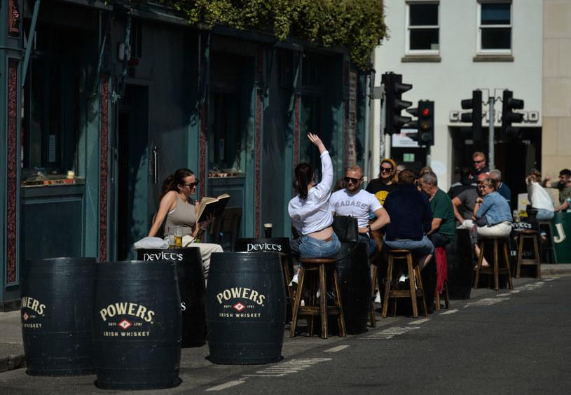 Czerwiec w Dublinie /Artur Widak/NurPhoto /Getty Images
