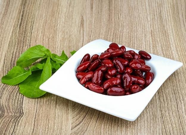 Czerwona fasola to cenne dla organizmu źródło białka /Picsel /123RF/PICSEL