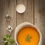 Czerwona zupa