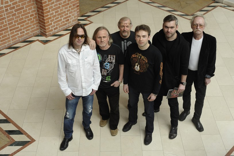Czerwone Gitary będą kontynuować działalność /Wojciech Stróżyk /Reporter