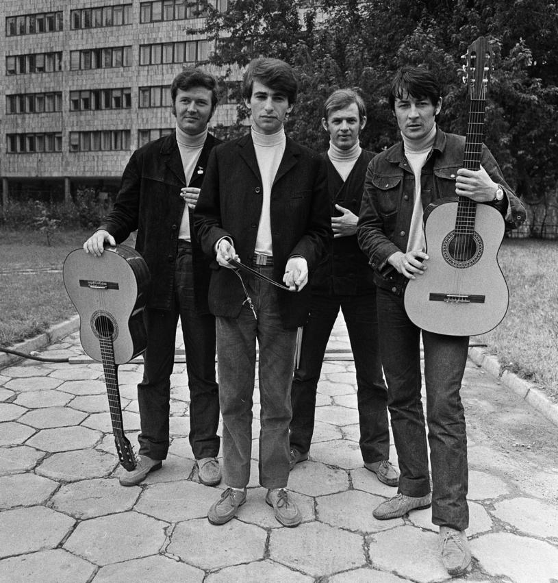 Czerwone gitary /Jerzy Michalski /Agencja FORUM