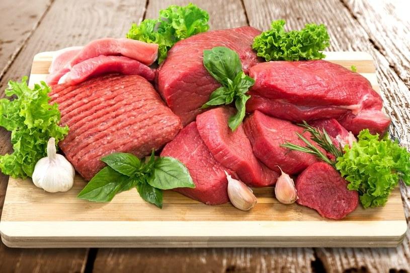 Czerwone mięso /©123RF/PICSEL