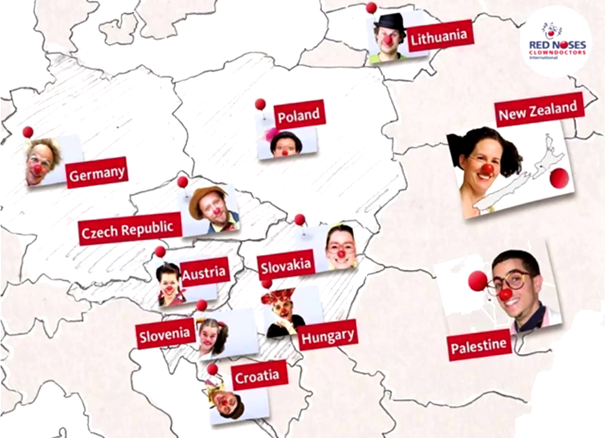 Czerwone noski z Austrii rozprzestrzeniły się na inne kraje Europy /