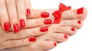 Czerwone paznokcie - odpowiednie na każdą okazję