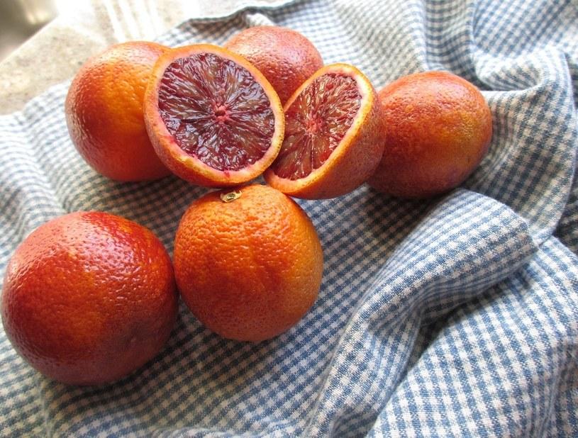 czerwone pomarańcze zalety /© Photogenica