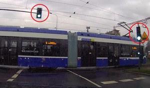 Czerwone światło nie dotyczy tramwajów