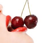 Czerwone usta - nie tylko na walentynki