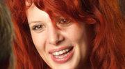 Czerwone włosy Gruszki