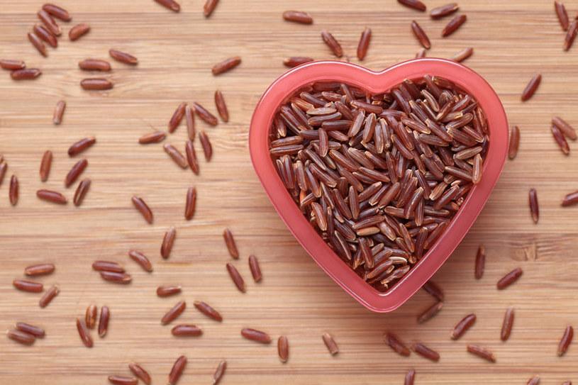Czerwony ryż na cholesterol /©123RF/PICSEL
