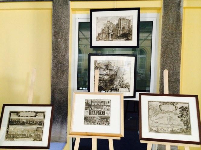 Część kolekcji wystawionej na aukcje /Katarzyna Sobiechowska-Szuchta /RMF FM