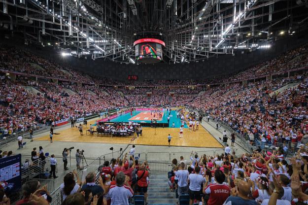 Część spotkań w trakcie mistrzostw Europy odbędzie się w Krakowie /Polska Siatkówka /