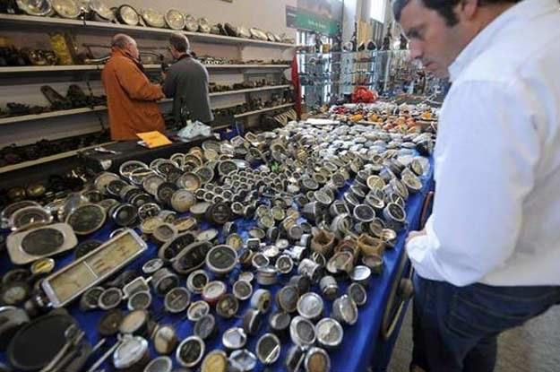Części i akcesoria są dość drogie... /AFP