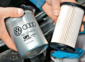 Częsci z ASO /Motor