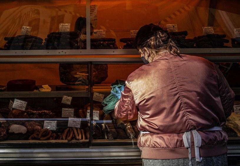 Czesi bronią swój rynek przed produktami m.in. z Polski /MICHAL CIZEK /AFP