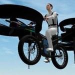 Czesi budują latający rower