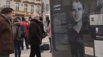 Czesi wspominają Jana Palacha