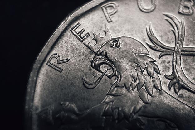 Czeska korona pod presją /©123RF/PICSEL
