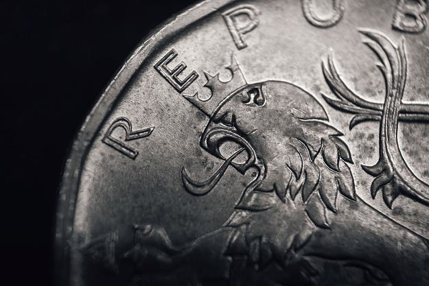 Czeska korona pozwoli zarobić spekulantom? /©123RF/PICSEL