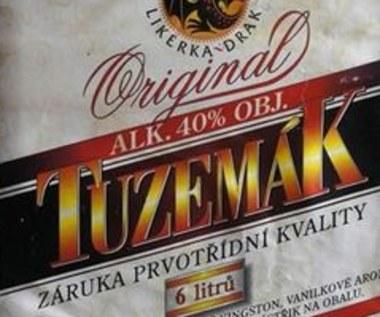 Czeska policja wie, kto wprowadził do obrotu zatruty alkohol