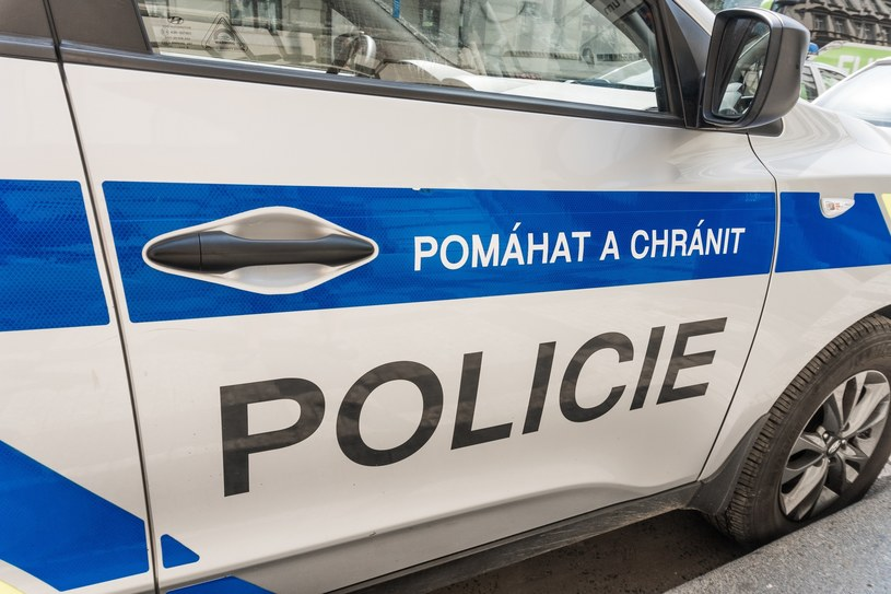 Czeska policja, zdjęcie ilustracyjne /Krzysztof Kaniewski/REPORTER /East News
