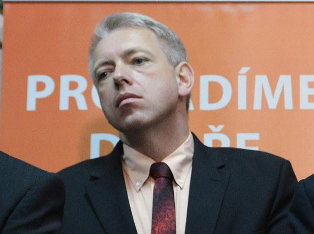 Czeski minister spraw wewnętrznych Milan Chovanec skrytykował Polskę /AFP