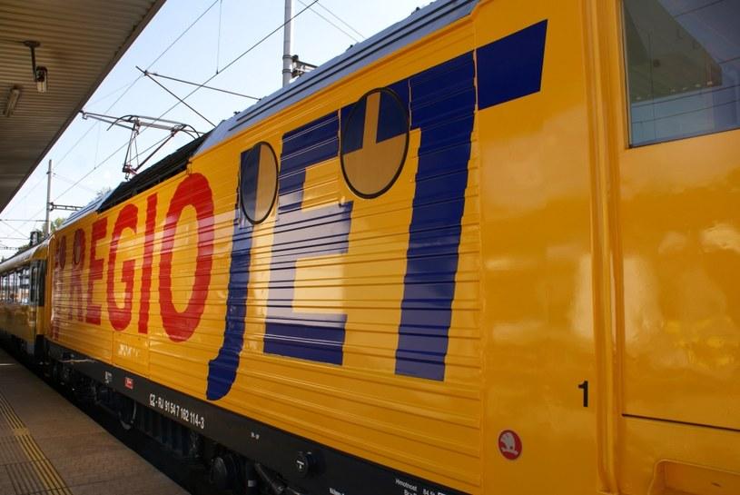 Czeski przewoźnik kolejowy RegioJet planuje uruchomienie połączeń Kraków-Gdynia /Informacja prasowa