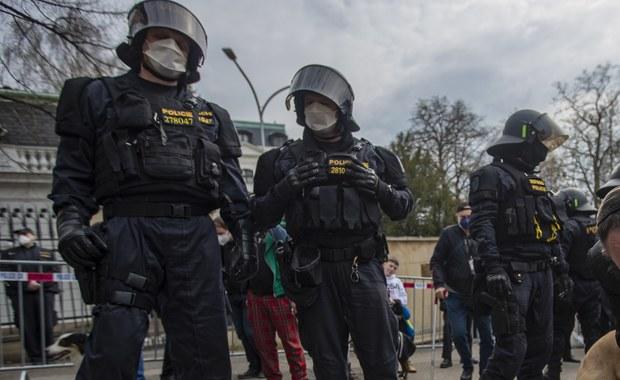 Czeskie uderzenie w byłych najemników z Donbasu. Pięć osób zatrzymanych