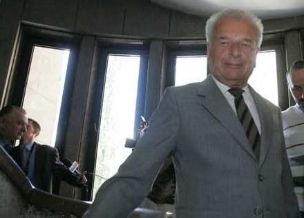 Czesław Kiszczak/fot. P. Grzybowski /Agencja SE/East News
