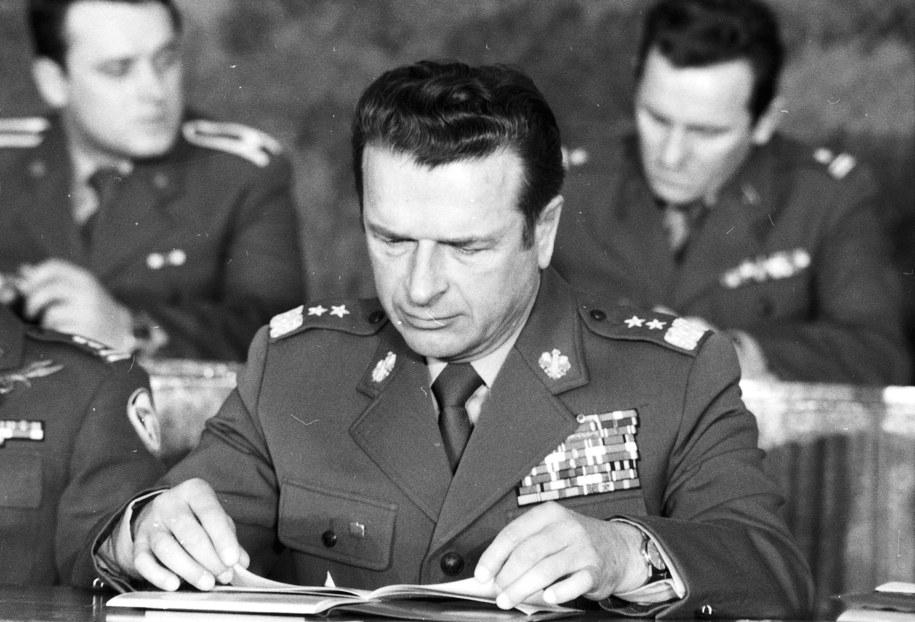 Czesław Kiszczak nie żyje /PAP/Tadeusz Zagoździński /PAP