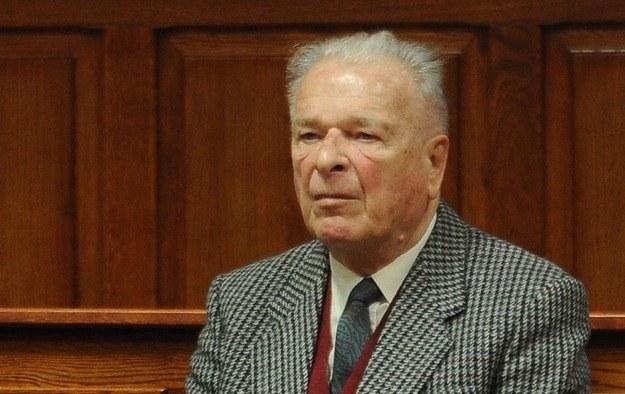 Czesław Kiszczak /Witold Rozbicki /Reporter