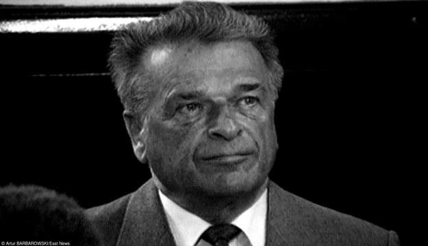 Czesław Kiszczak /Artur Baranowski /East News