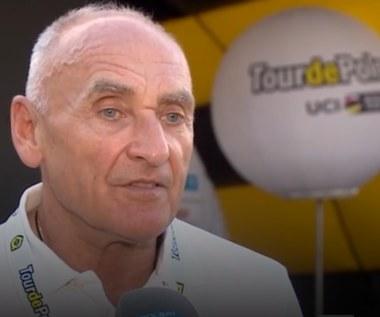 Czesław Lang: Organizacja tej edycji Tour de Pologne była nie lada wyzwaniem. Wideo