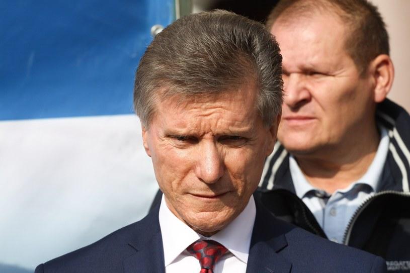 Czesław Małkowski /Artur Szczepanski/REPORTER /Reporter