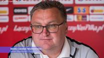 Czesław Michniewicz o kulisach Euro U-21 i problemach polskiej piłki. Wideo