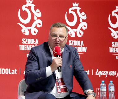 Czesław Michniewicz o meczu Warta - Lechia. Wideo