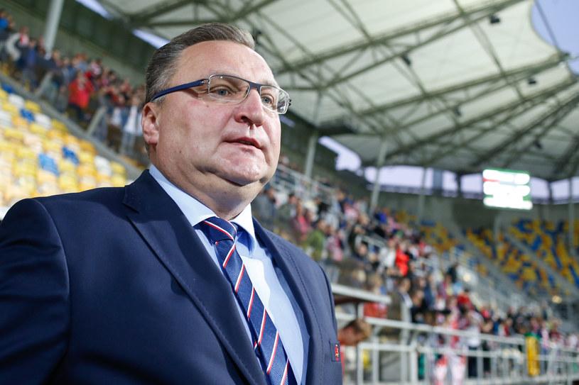 Czesław Michniewicz /GRZEGORZ RADTKE /Newspix