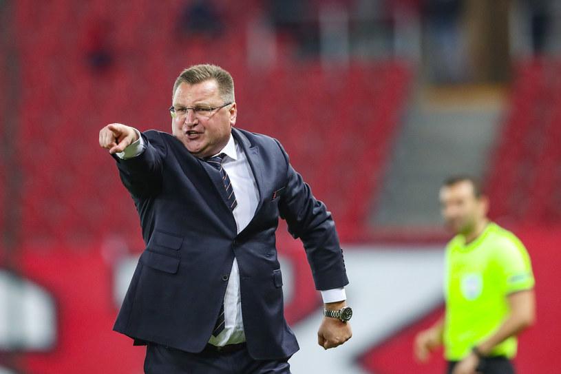 Czesław Michniewicz /Łukasz Grochala /Newspix