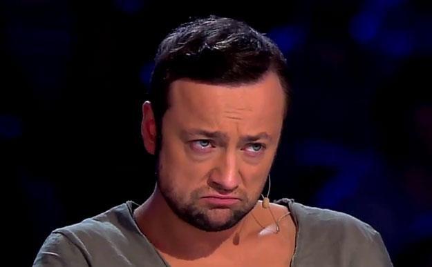 """Czesław Mozil najwiekszą gwiazdą """"X Factor"""" /"""