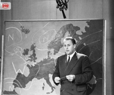 Czesław Nowicki: Pierwszy prezenter pogody polskiej telewizji