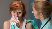 Częste krwotoki z nosa. Jak im zapobiegać?