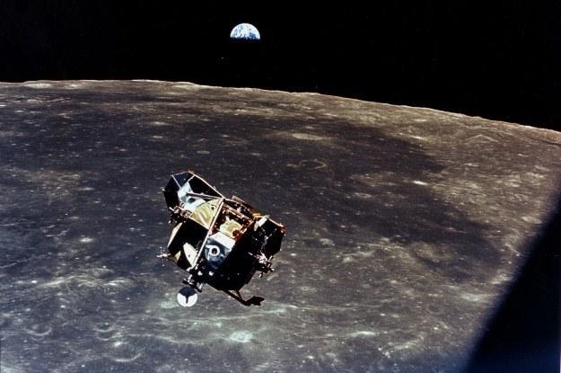 Często kłócono się o akt własności Księżyca /materiały prasowe